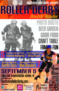 September 5, 2015 Labor Day Weekend Double Header